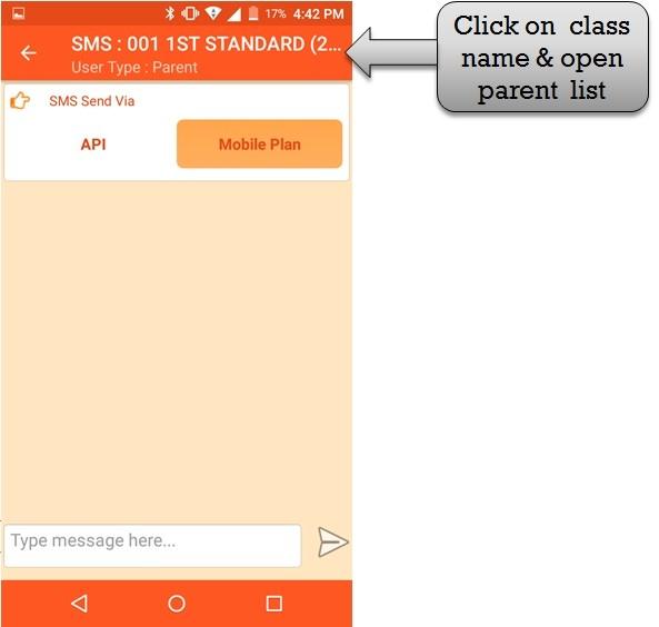 click class name