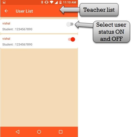 teacher status