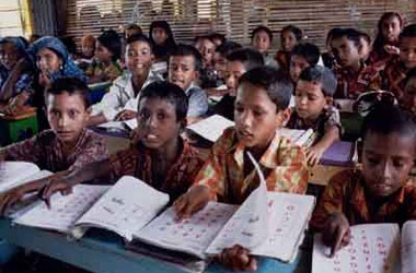 Rural Education in India