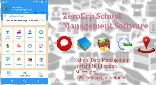 Which is the best school management software in India